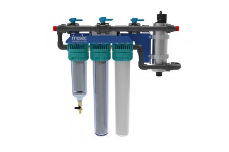 MESEC HVP-UV, UV dezinfekcija in filtracija za celoten objekt