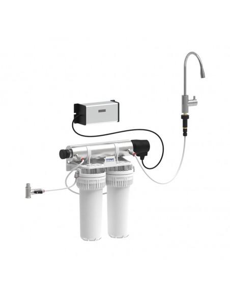 MESEC AUV-POU, vodni filtri v kombinaciji z UV dezinfekcijo vode za eno pipo