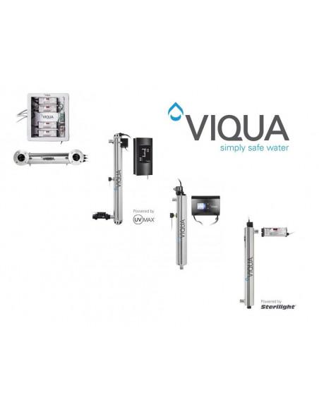 Profesionalni VIQUA UV sistemi (industrija, vodovodi)