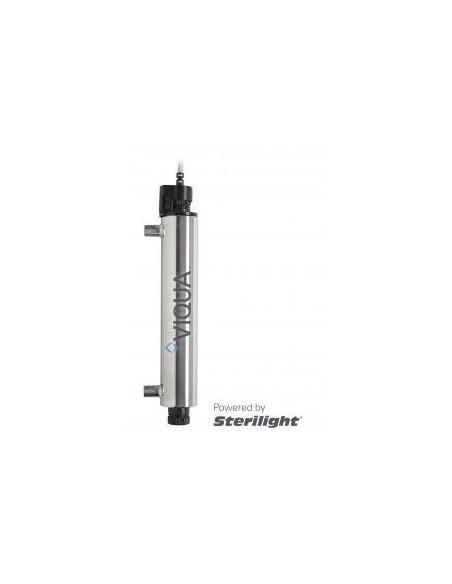 UV dezinfekcija vode, montaža na eni pipi (POU)