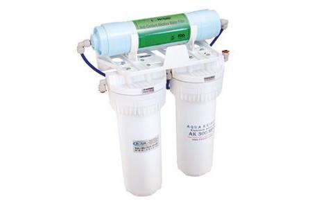 Vodni filtri v kuhinji