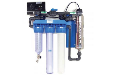 Filtriranje in UV dezinfekcija deževnice
