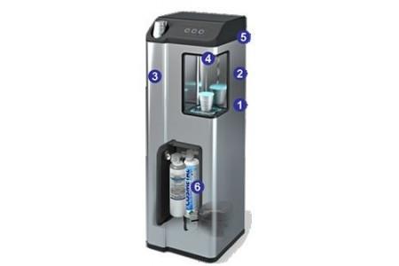 Vodni bar, cooler, pitnik, vodna fontana