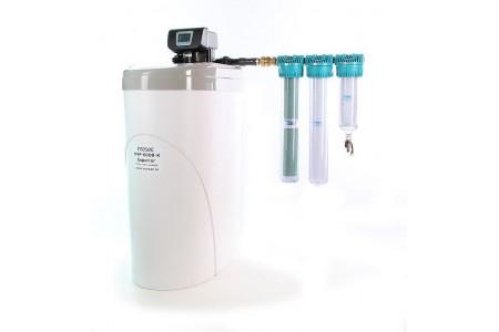 Mehčanje vode za hišno uporabo