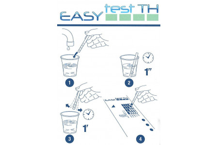 Testerji za testiranje vode