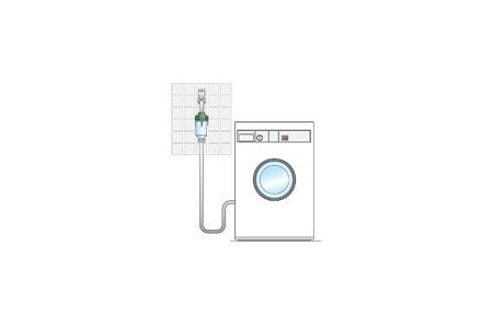 Mehčanje vode za pralni stroj