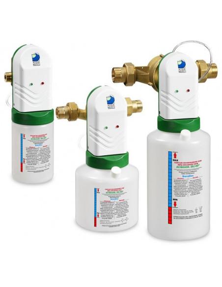 AQUA FOS, naprave in sistemi za mikromehčanje vode