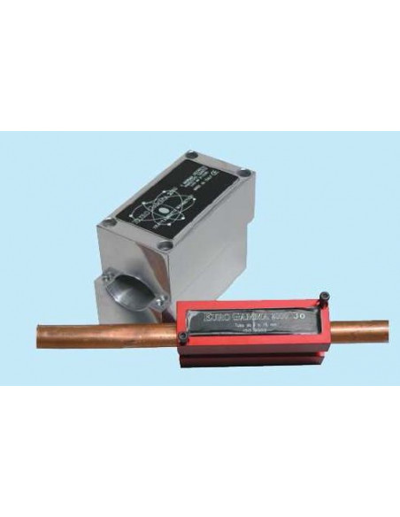 GAMMA Block, magnetni nevtralizatorji vodnega kamna, montaža na cev