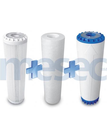 Filtrirni vložki za MESEC Duplex, Triplex, HVP