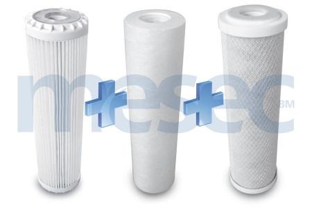 Filtrirni vložki filtrirne sisteme MESEC ASF, HVP