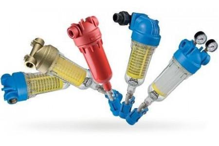 Atlas Hydra, mehanski vodni filter z izpustom