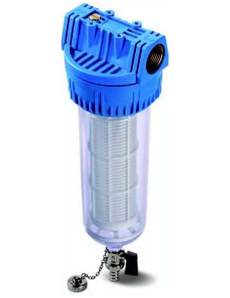 AP-EASY, mehanski vodni filter z izpustom