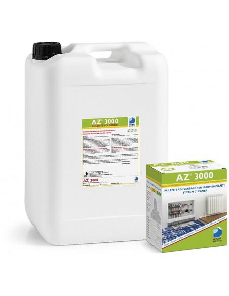 AZ 3000, sredstvo za čiščenje novih ogrevalnih sistemov