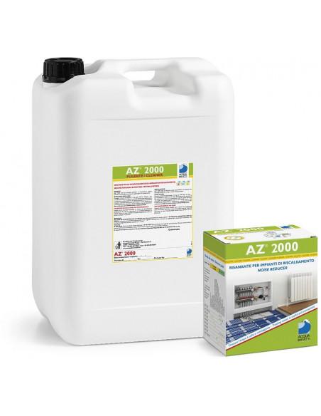 AZ 2000, odstranjevanje nanosov vodnega kamna