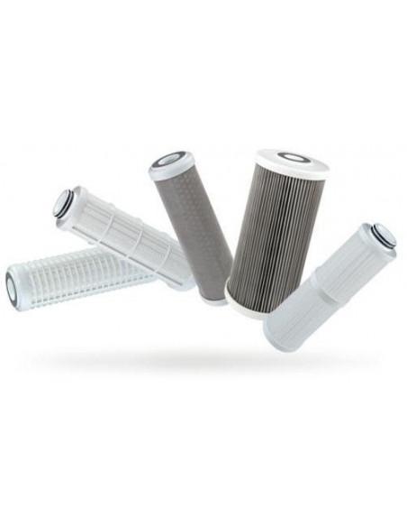 Površinska filtracija - pralni filtrirni vložki